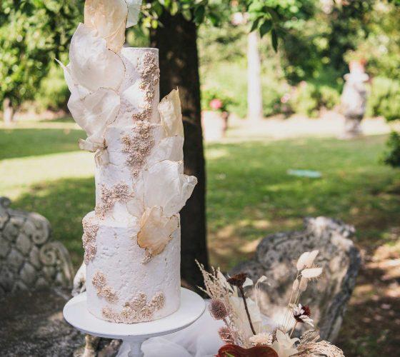 Matrimonio in Toscana: la torta